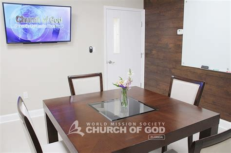 Room Church Of God In by Ta Florida World Mission Society Church Of God