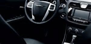 2012 Chrysler 200 Interior Review 2012 Chrysler 200 Limited Going Up Against Fresh