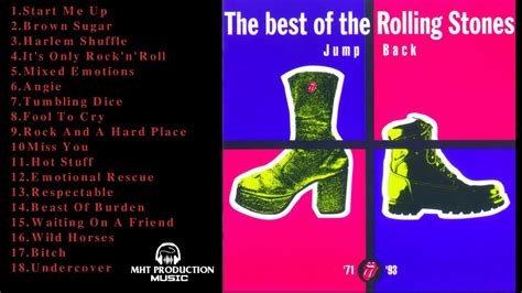 the rolling stones greatest hits album jump back 2017