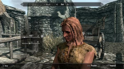 skyrim hair mods hair skyrim mod rainbowdash skyrim hair wip by