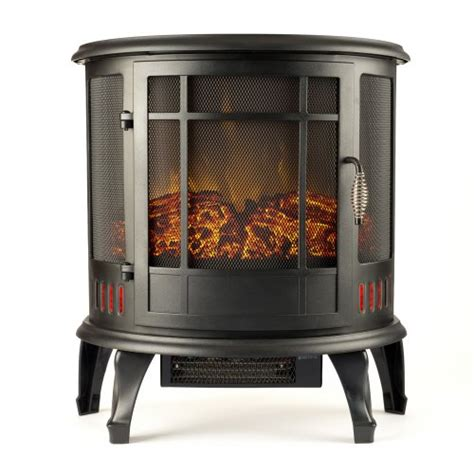 Portable Electric Fireplace Regal Electric Fireplace E Usa 25 Inch Black