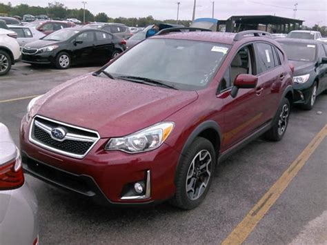 used subaru crosstrek for sale used 2016 subaru crosstrek car for sale at auctionexport