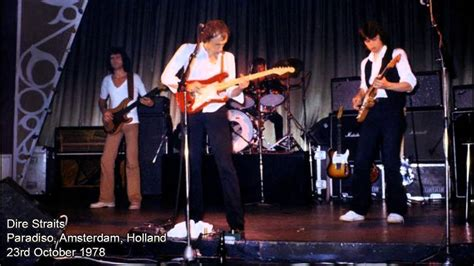 sultan of swing live dire straits quot sultans of swing quot 1978 amsterdam audio only