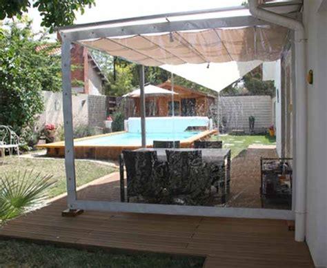 Terrasse Wohnfläche by Bache Transparente Pour Pergola 28 Images B 226 Che