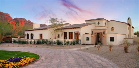 Southwestern Houses by The Most Popular Iconic American Home Design Styles