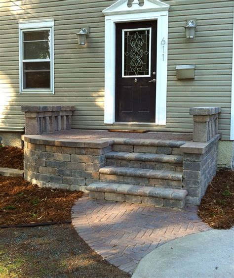 front door stairs designs ideas doty island front steps