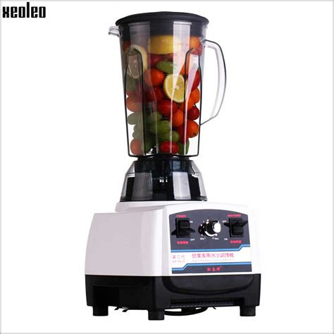 Blender Philips Bpa Free xeoleo 2 5hp bpa free commercial blender mixer 2l heavy
