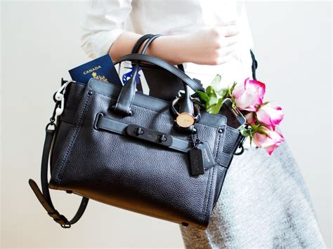 Coach Swagger Bag By Bagladies whatsyourswagger with coachdentelle fleurs