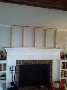 fireplace makeover phase 3 adding height simply swider