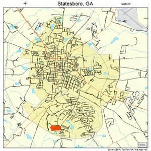 statesboro map 1373256