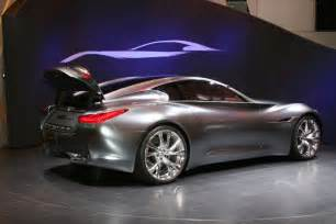 new infinity car car news infiniti essence concept