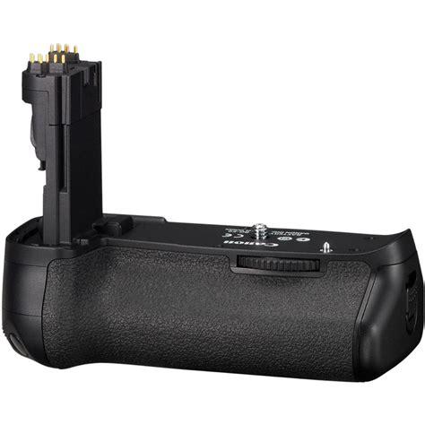 canon bg e9 battery grip for eos 60d 4740b001 b h photo