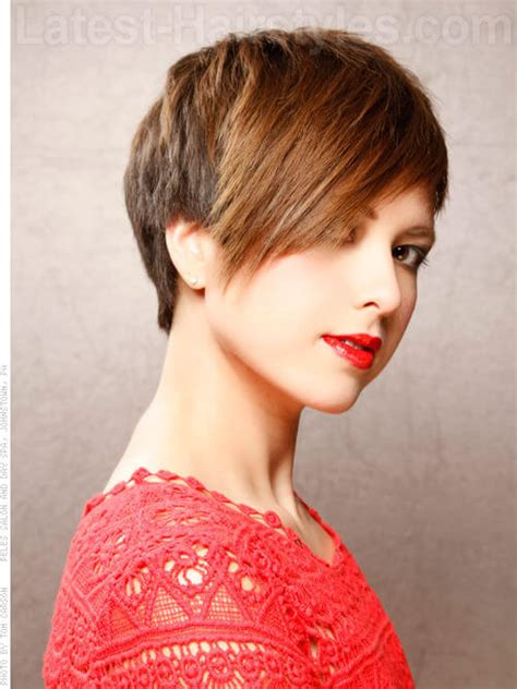disconnected haircuts women short images of short hair styles when one side is way shorter