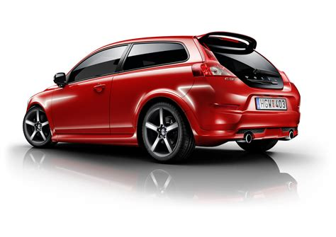 Volvo V30 R Design Frankfurt 09 Preview 2010 Volvo C30 R Design Adds More