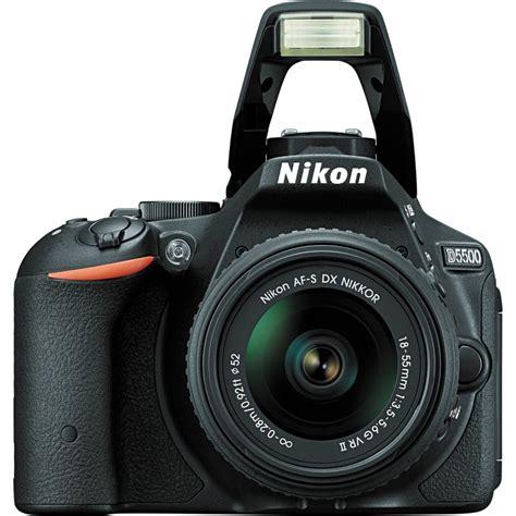 Nikon D5500 Kit 18 55mm Vr Ii Paket Keren nikon d5500 18 55mm vr ii 55 200mm vr ii kit must dslrs nordic digital