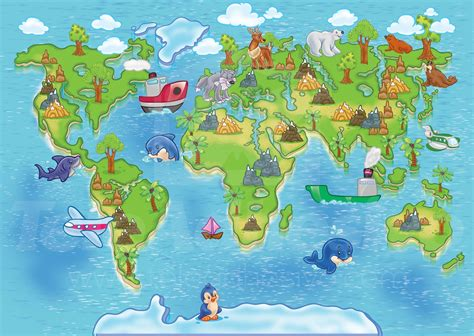 World Wall Map Mural mapamundi 100 mapas del mundo para imprimir y descargar