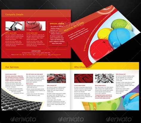 layout a5 brochure a5 landscape 4 page brochure brochures corporate