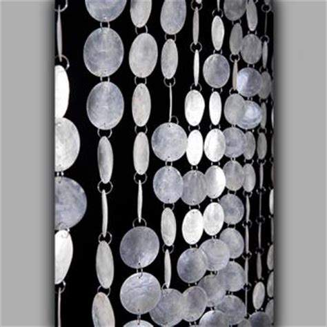 shell door curtains beaded curtains for doorways lovetoknow