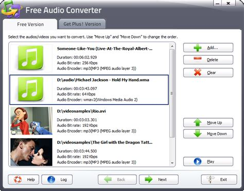 download mp3 to wav converter for windows 7 free wma wav mp3 converter full windows 7 screenshot