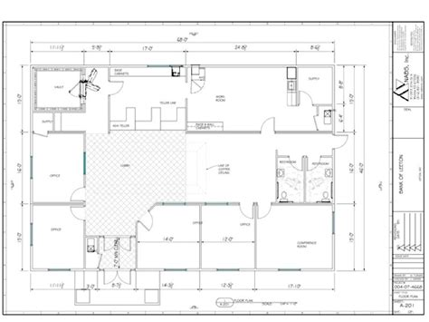 bank of america floor plan bank of america floor plan best free home design