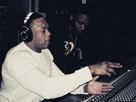 Can I Pull Up My Criminal Record Gossip Dr Dre And Kendrick Are Back In The Studio