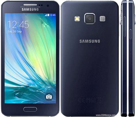 Samsung A3 Duos samsung galaxy a3 duos pictures official photos