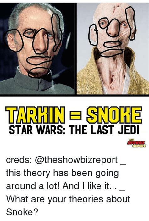 star wars the last 0241281091 tarhin snohe star wars the last jed the shonc4 report creds this theory has been going around