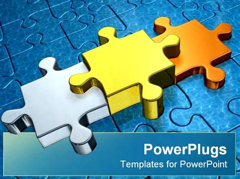 Puzzle Ppt Puzzle Powerpoint Template