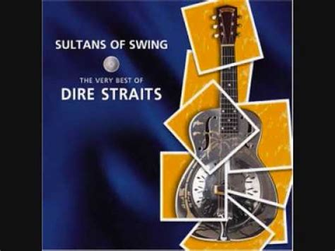 lyric sultan of swing dire straits sultans of swing not live cd
