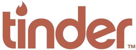 Can You Search On Tinder Tinder Logo Typophile