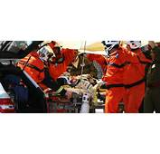 Perez Lucky To Escape With Concussion And Thigh Sprain After Horror