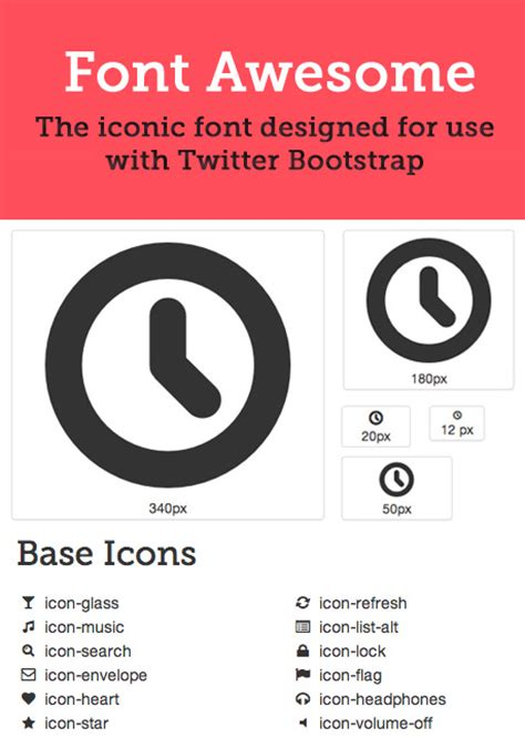 design icon font awesome thousands of free vector icons and icon webfonts for