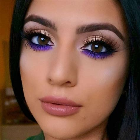 Pac Color Festival Eye Shadow purple eyeliner blue www pixshark images galleries with a bite