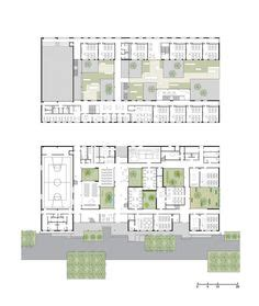layout of eastgate mall elementary school building design plans surkis