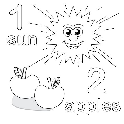 Free Preschool Activities Coloring Pages Coloring Pages For Preschool