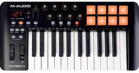 best midi keyboard best cheap compact midi keyboard controller 2015 kuassa