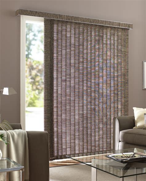 Fabric Vertical Blinds For Patio Doors Fabric Vertical Patio Blinds Bali Fabric Vertical Blinds The Home Depot Patio Door Vertical