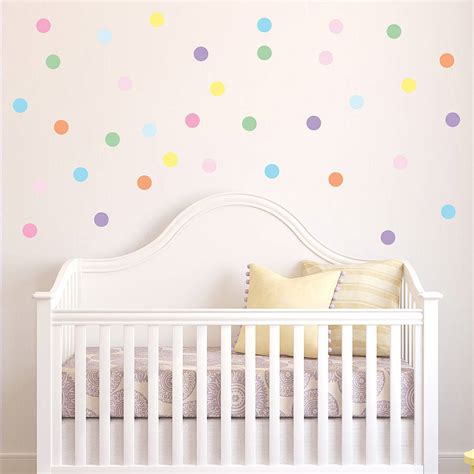 spotty wall stickers spots wall stickers by parkins interiors