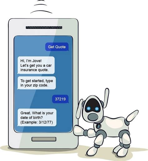 jupiter auto chatbot auto insurance quote