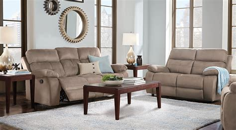 5 Pc Living Room Set Corinne 5 Pc Living Room Living Room Sets Beige