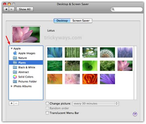 wallpaper changer mac os x how to change wallpaper in mac os x mac os x