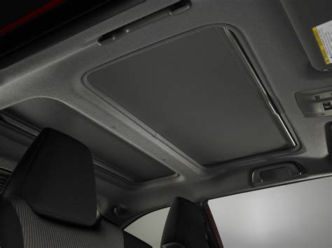 2014 scion tc cargo cover 10 cars with the best panoramic sunroofs autobytel