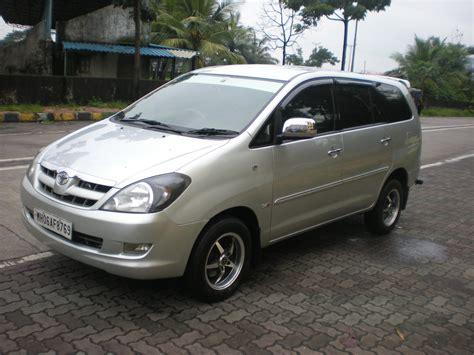 buy 2007 diesel used toyota innova 2 5 v 7 seater car