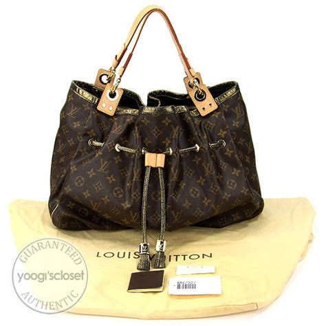 louis vuitton monogram canvas irene bag yoogis closet