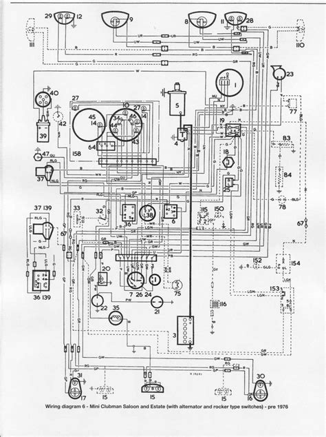 mini cooper wiring diagrams free wiring
