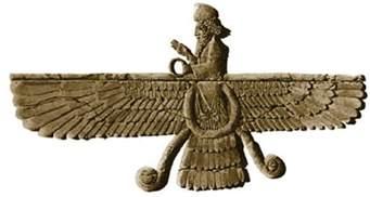 ahura mazda zoroastrianism quatr us