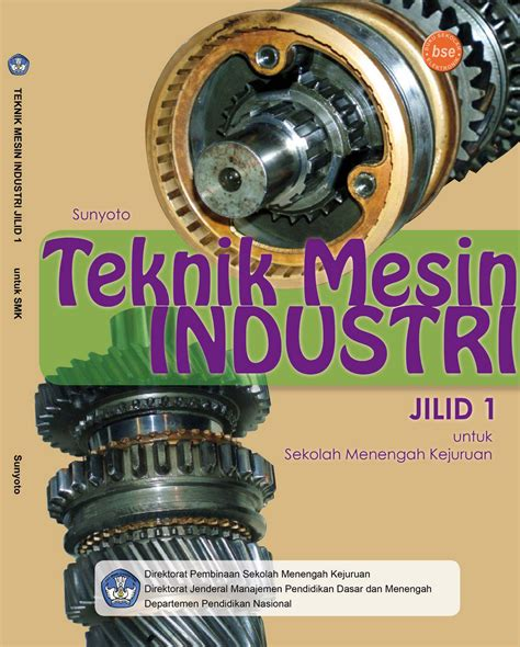 Pompa Sentrifugal Teori Desain Jilid 1 buku elektronik teknik mesiin industri jilid 1