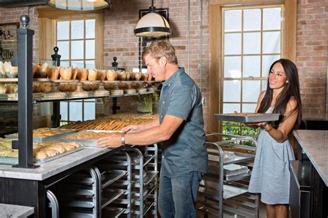 Chip And Joanna Gaines Bakery | fixer upper sweet surprise at the magnolia silos hgtv s