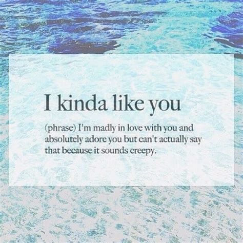 Or Kinda I Kinda Like You Pictures Photos And Images For And