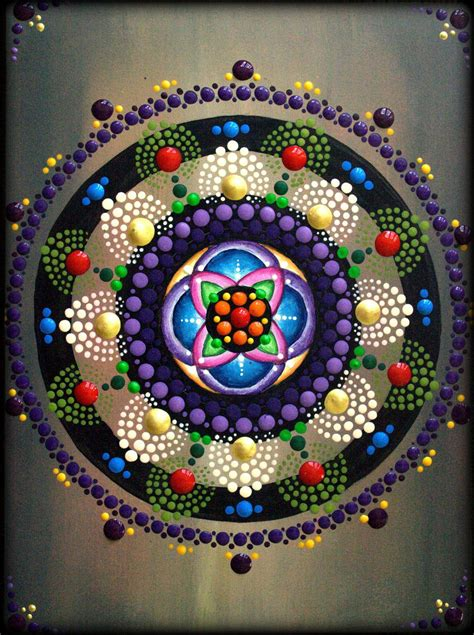 Dekoration Mit Steinen 4378 by Lotus Flower Mandala Painting By Kirsty By